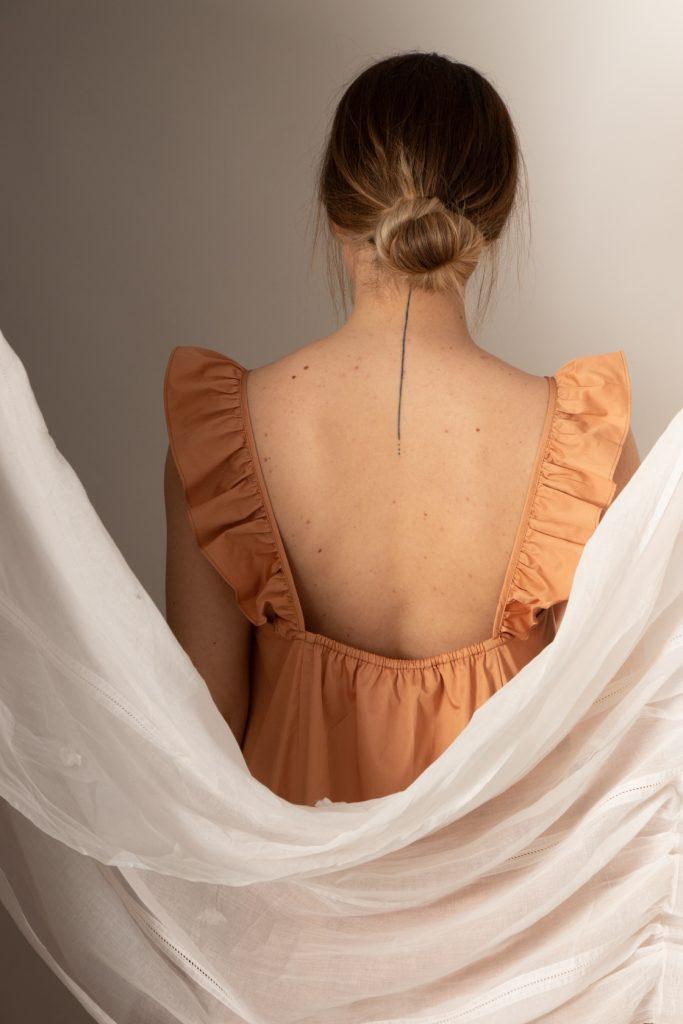 fashion concept: pastel φόρεμα για το καλοκαίρι του 2021