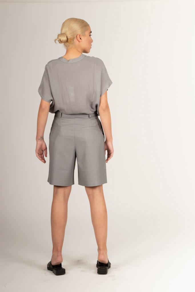 Minimal Style dress by agni-di blond girl